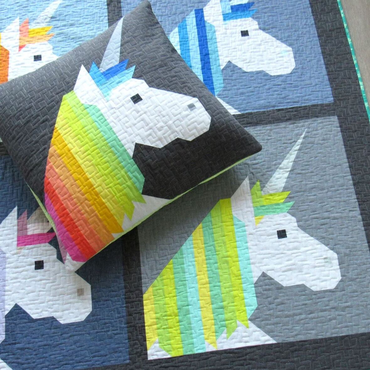Unicorn Quilt