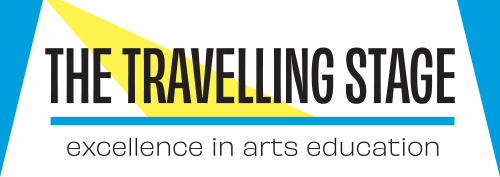 The Travelling Stage logo 500x177