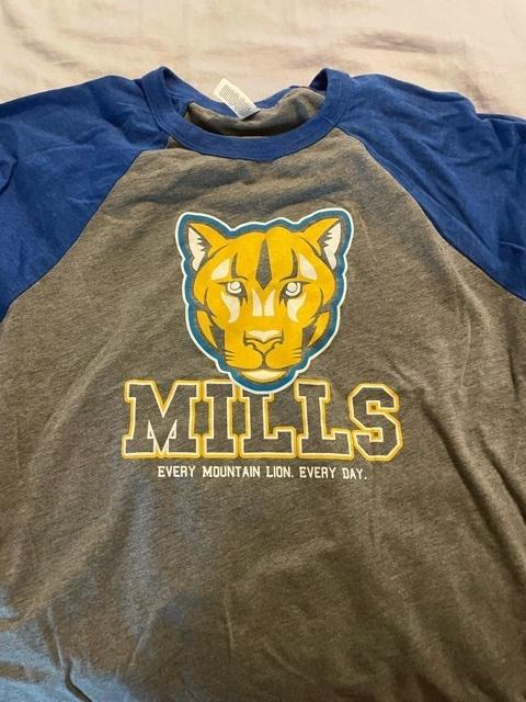 MillsBasetballShirt