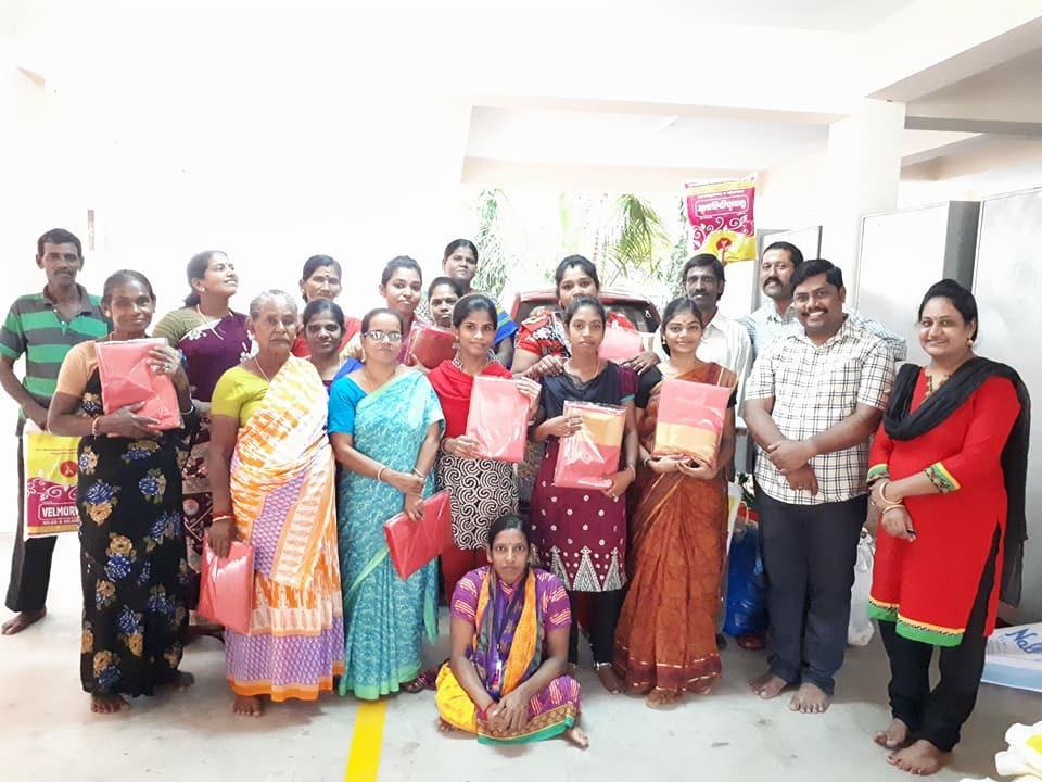 Oct 18 - Diwali Staff gifts