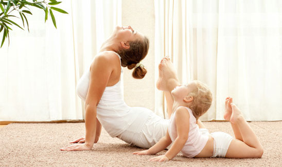 show Baby yoga for web