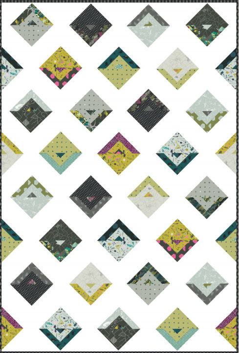 Esoterra Quilt Pattern