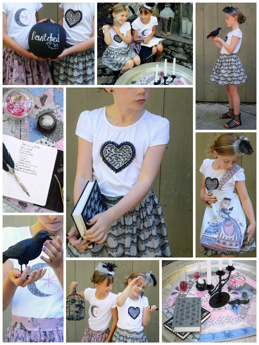 Bewitchd Sewing Inspiration 1000
