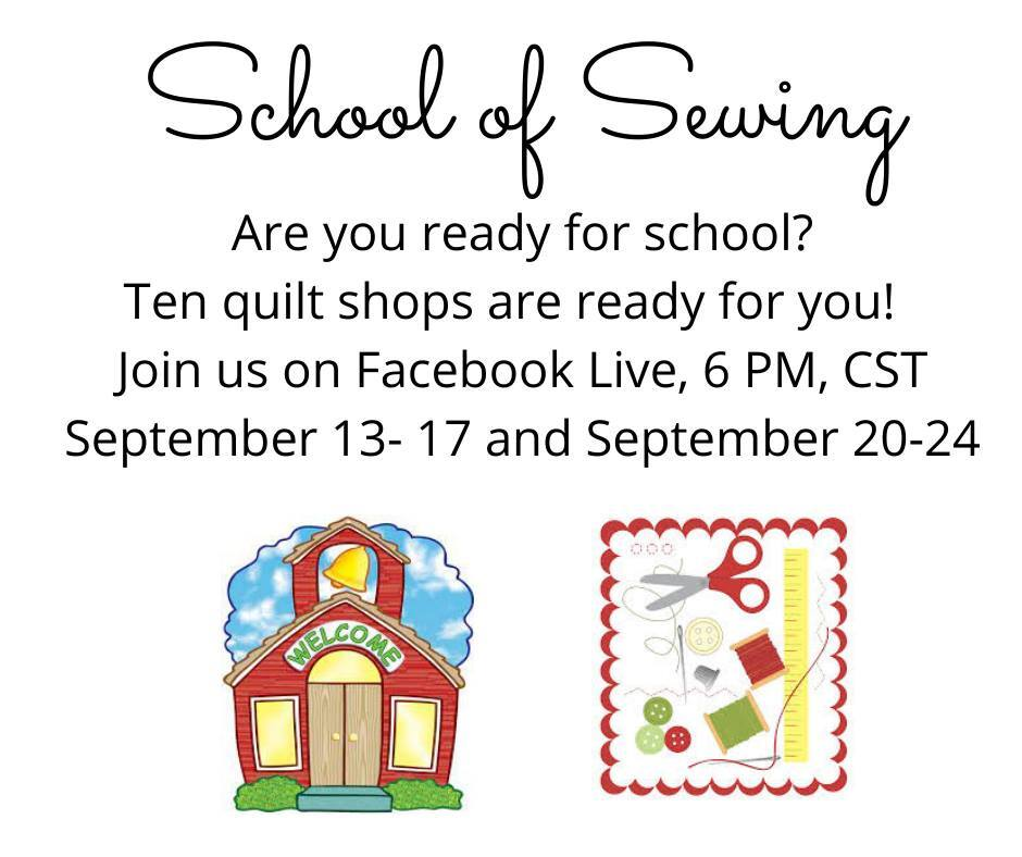 school of sewing a