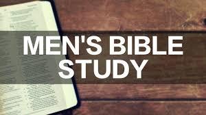 Mens Bible Study 2