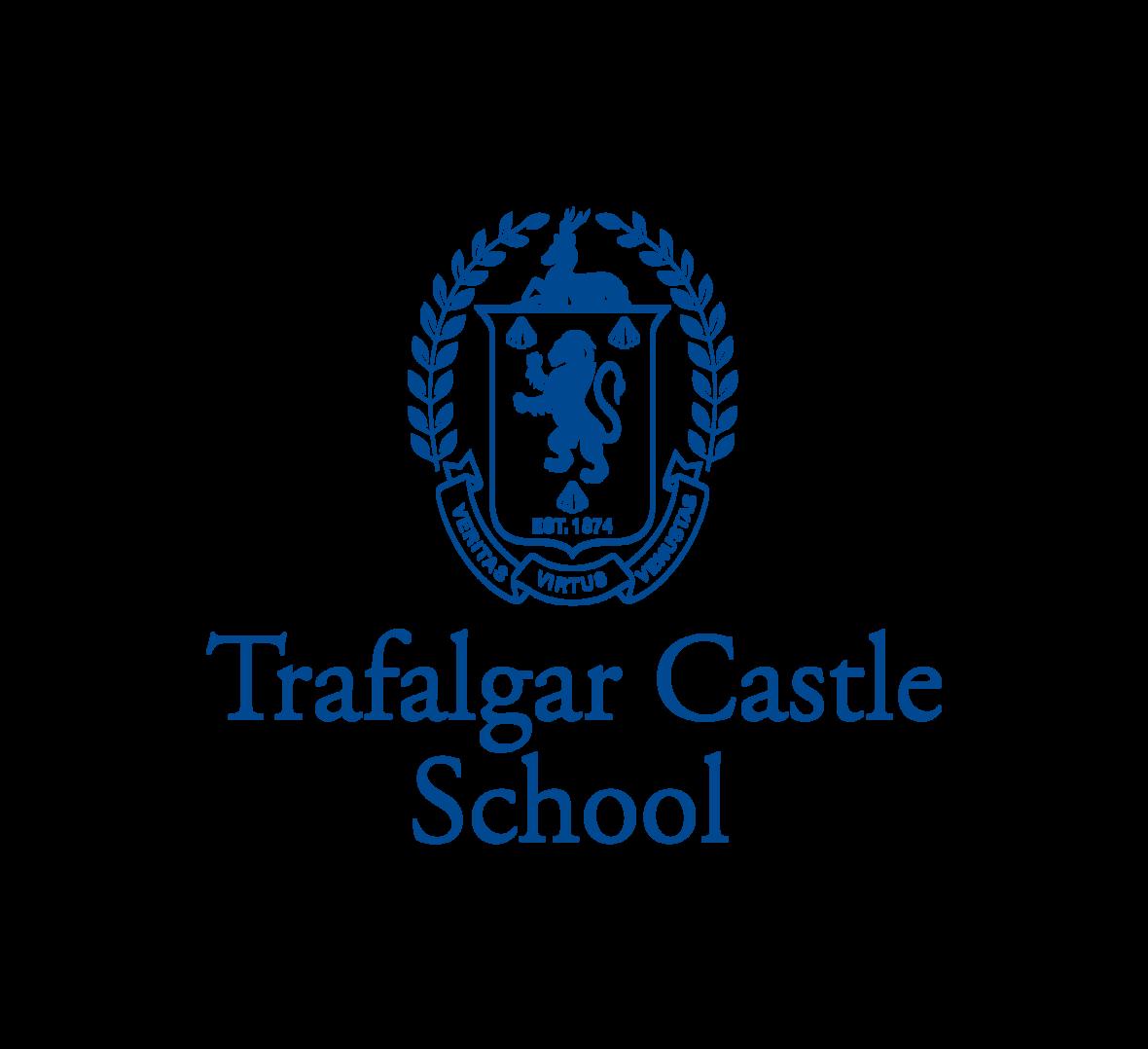Castle Blue Vertical