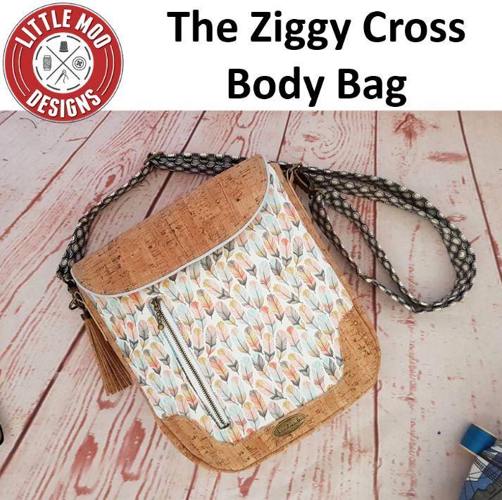 little moo- crossbody bag
