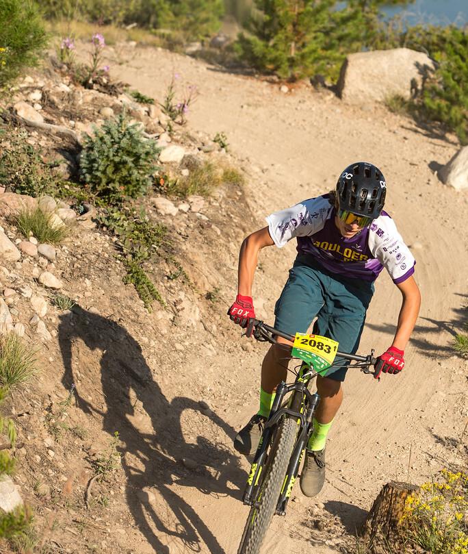 Jack Leoni Boulder