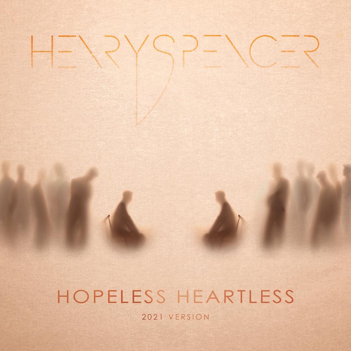 HenrySpencer AlbumCover 02