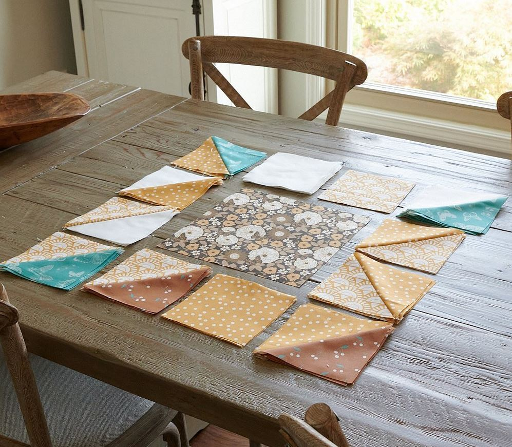 Indy Bloom Fabric from Hawthorne