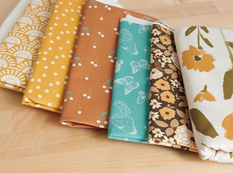 Indy Bloom Fabric from Hawthorne Supply Co