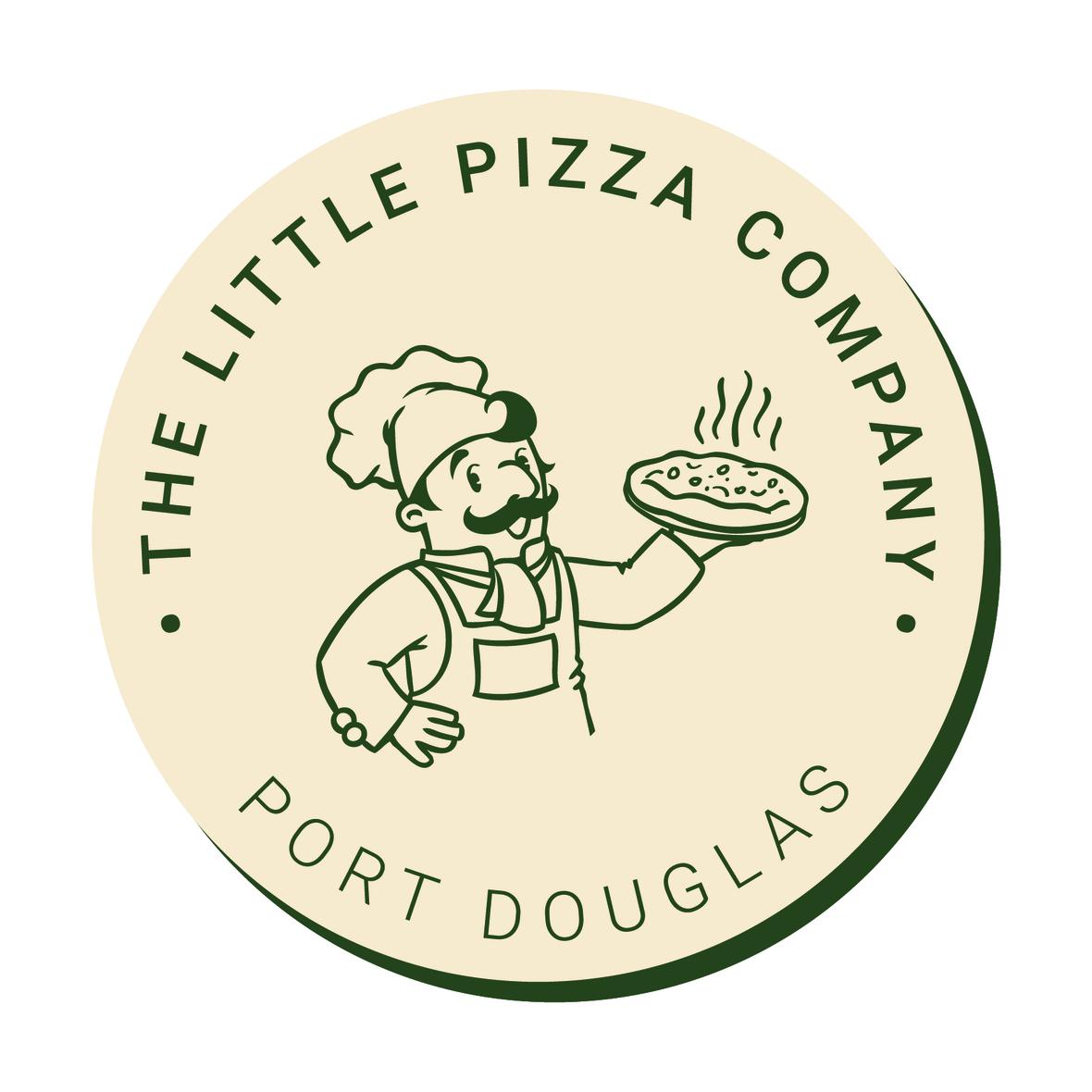 The Little Pizza Co. Logo