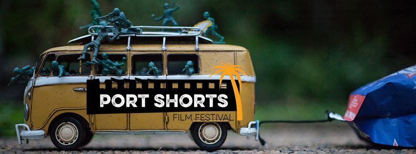 port shorts