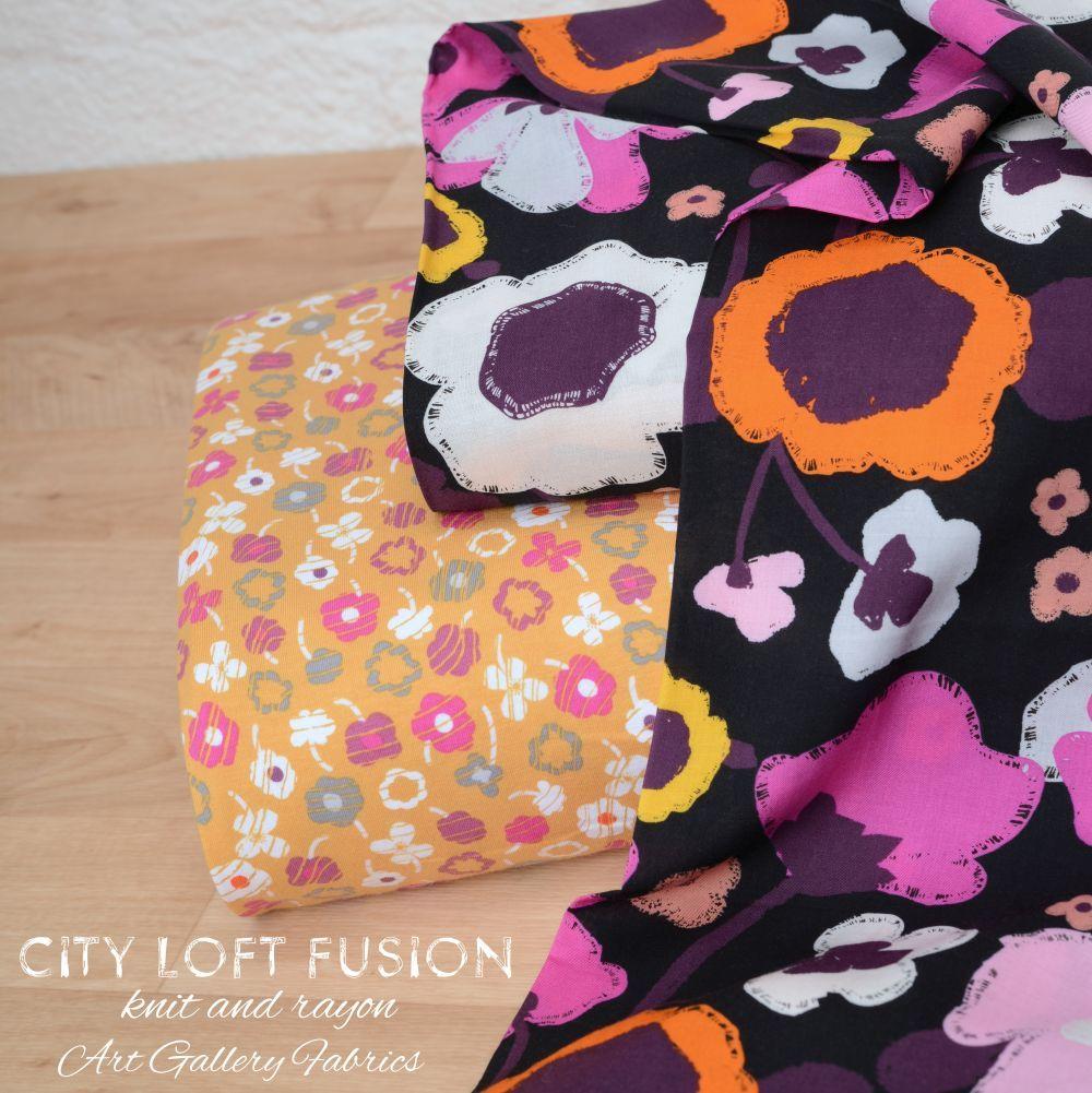 City Loft Fusion Knit and Rayoon