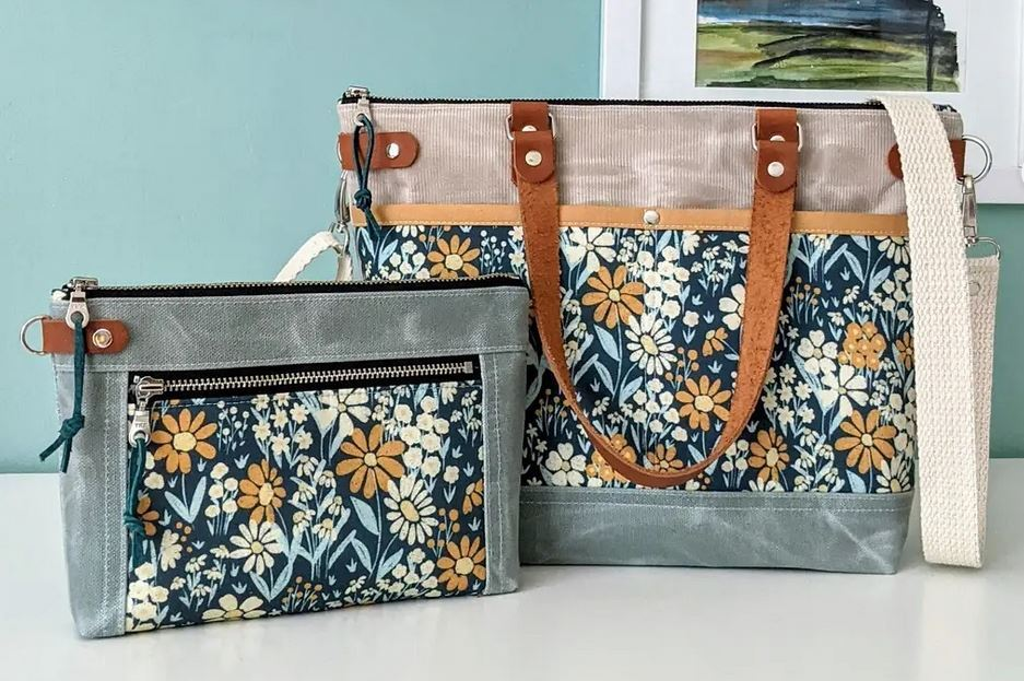 Lace and Lion Bags