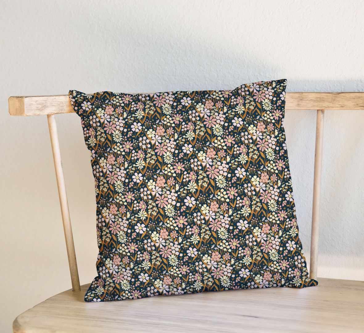Pillow on Bench wf 2