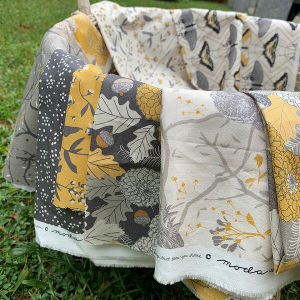 Sweetfire road fabric