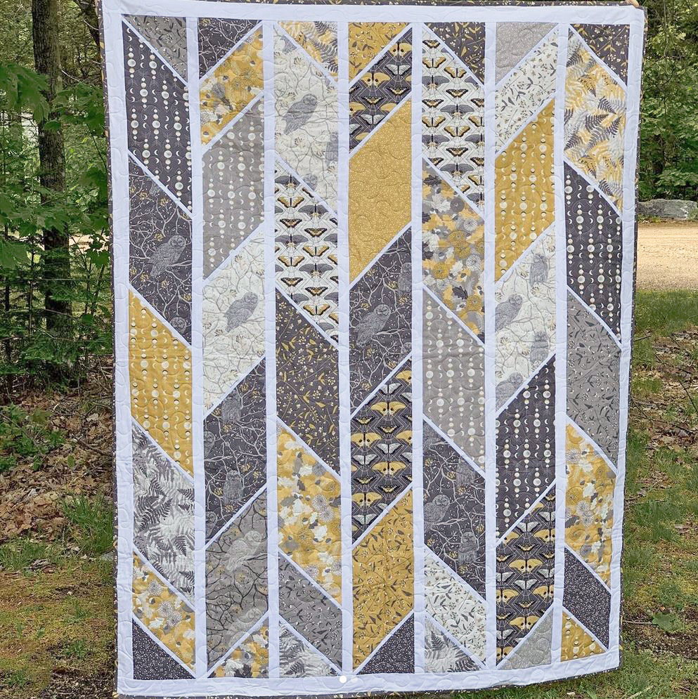 Through the Woods Quilt
