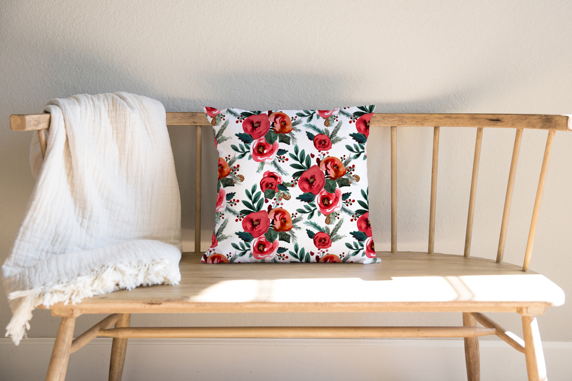 Pillow on Bench 2 SP 7