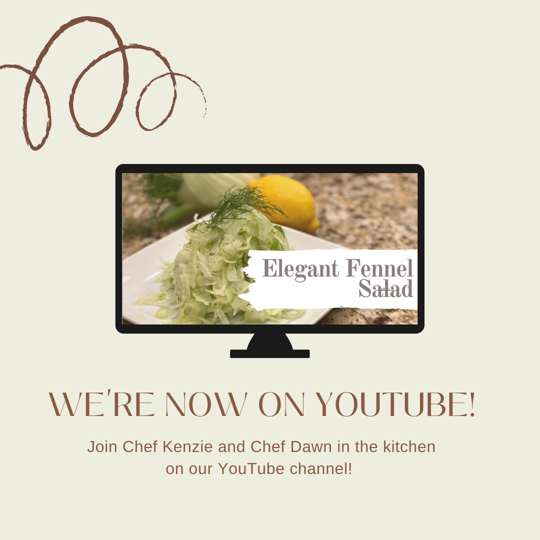 We re now on youtube