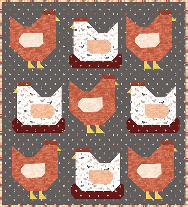 WildWest-Chickens