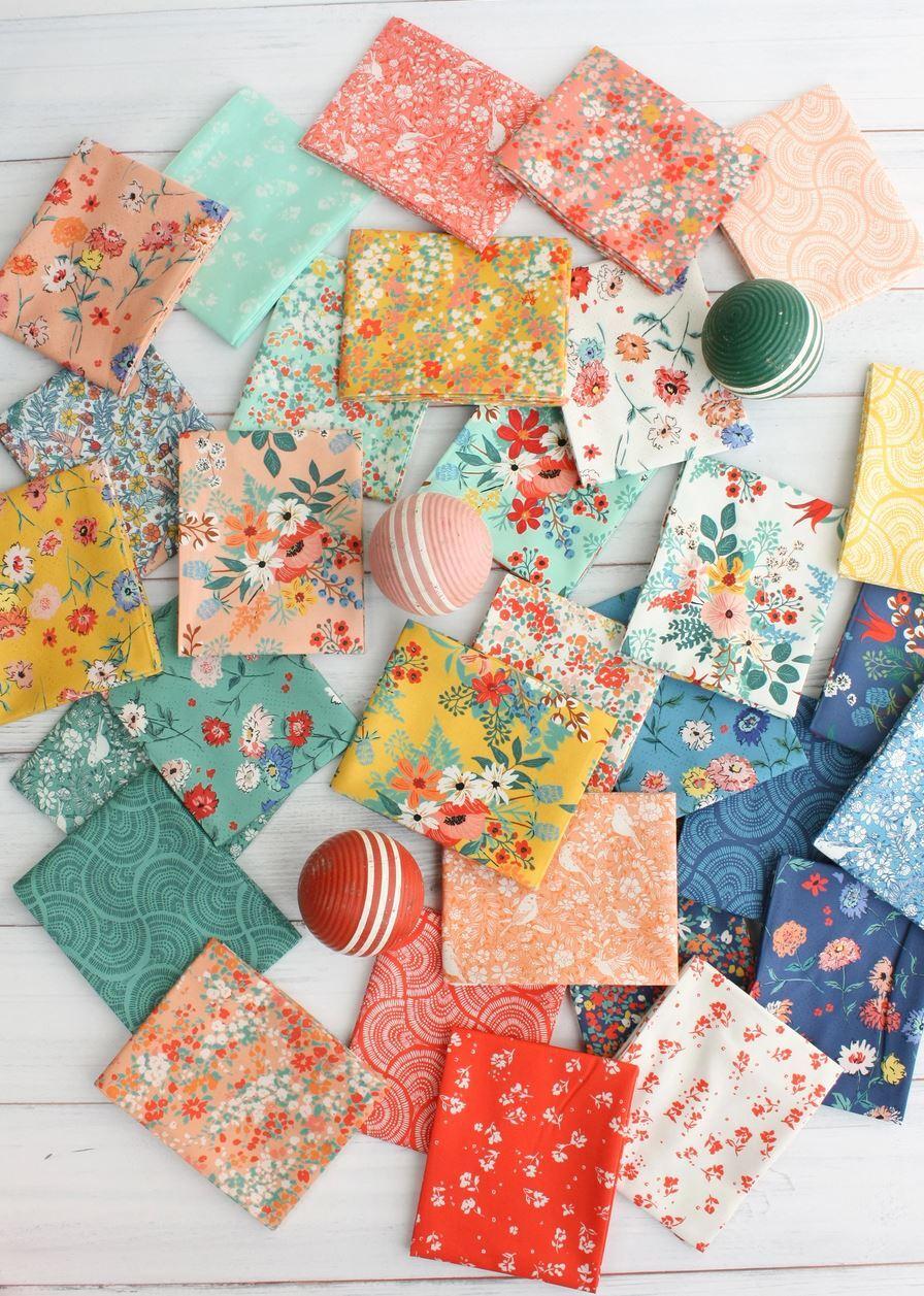 Lady Bird Fabric 2