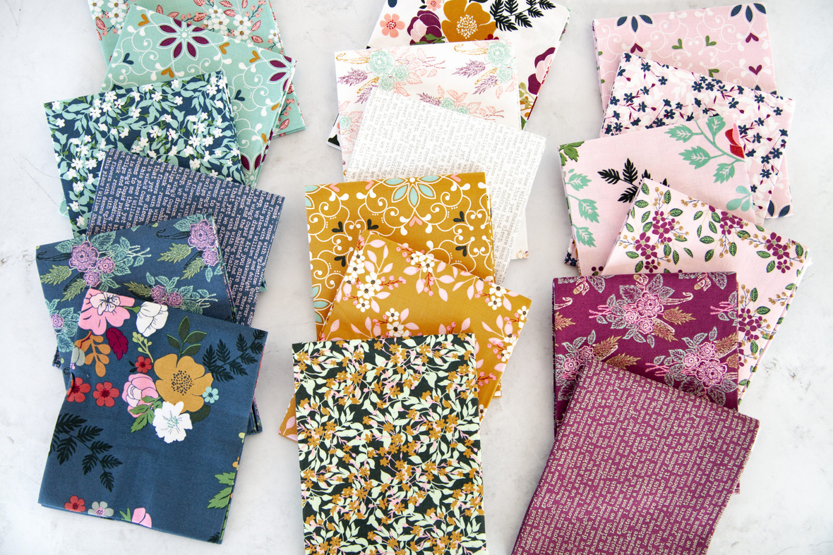 Whimsical Romance fabric