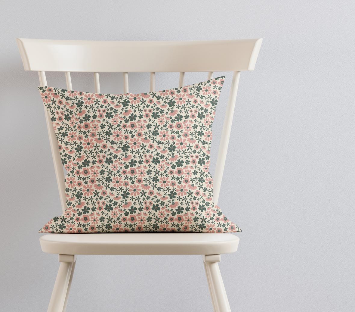 Pillow on Ivory Chair GAV 2