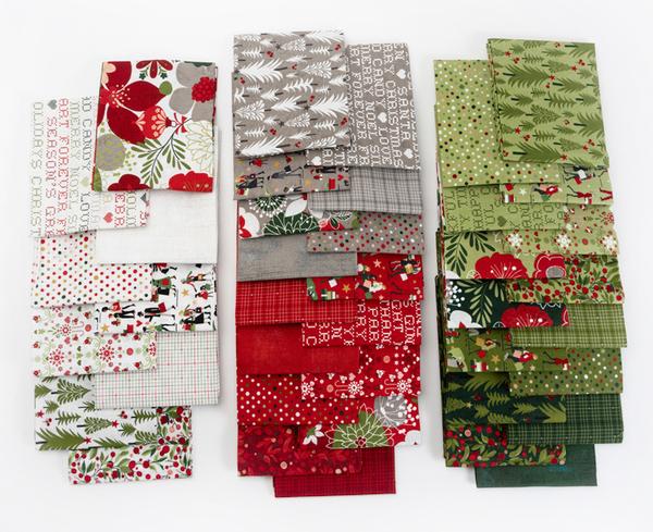 Hustle and Bustle fabric Moda