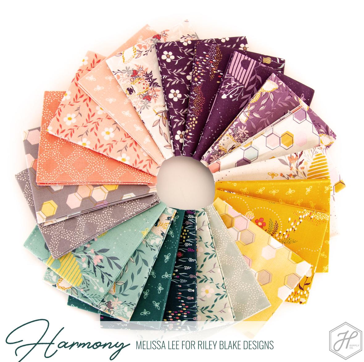 Harmony fabric Melissa Lee for Riley Blake Designs