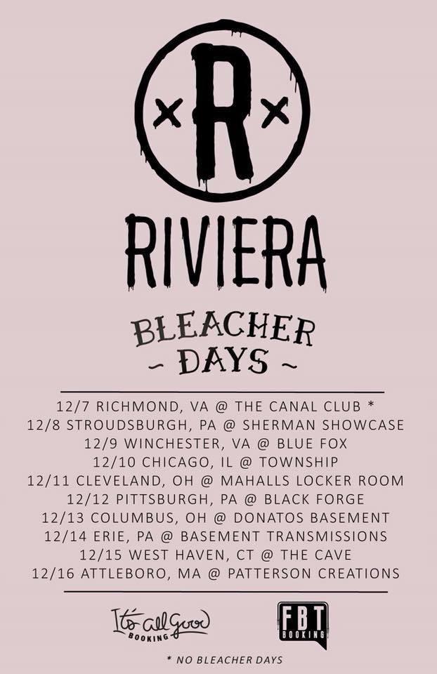 bleacher tour