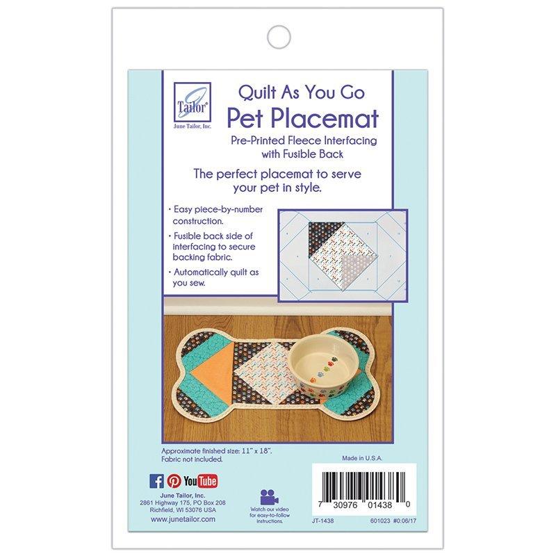 pet placemat