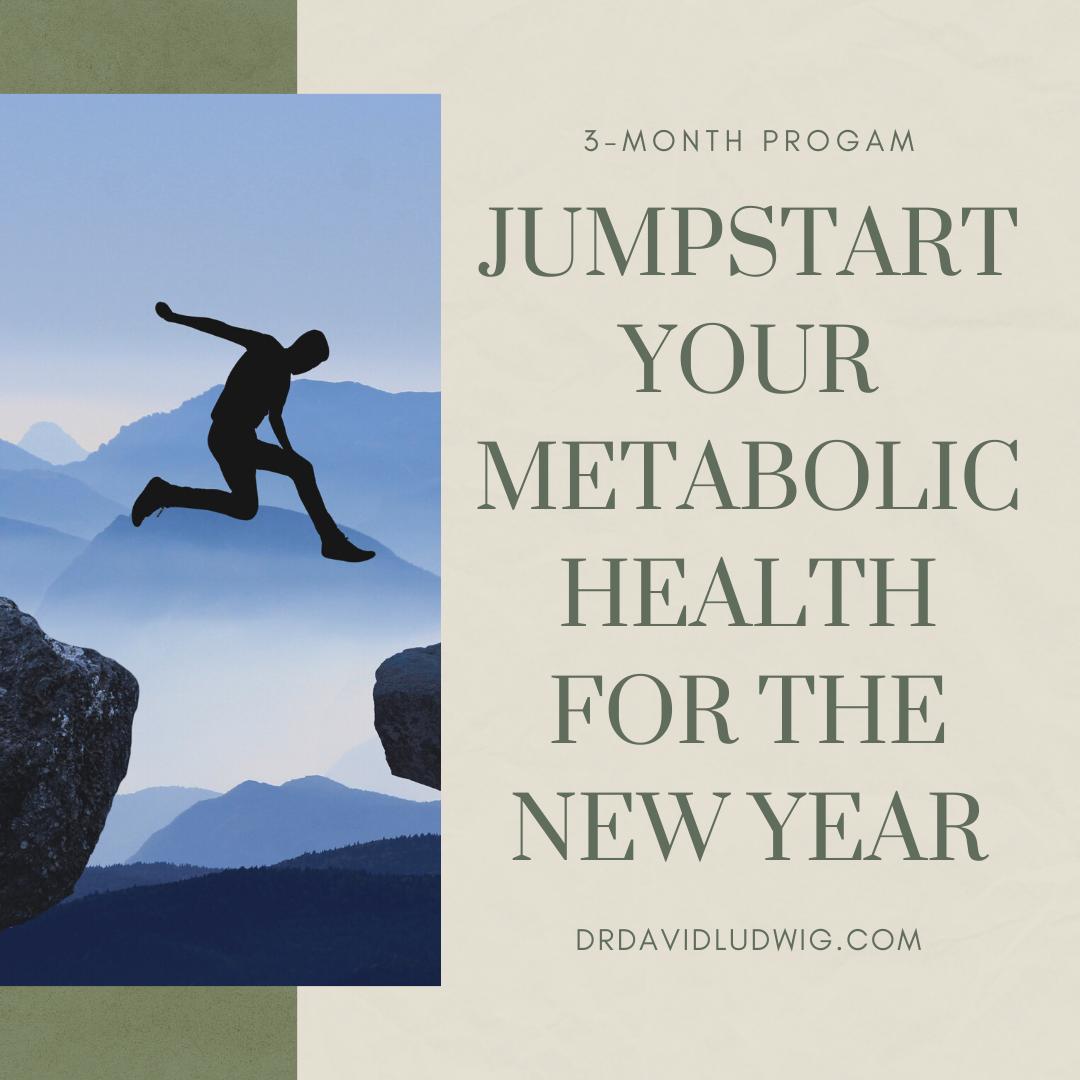 Jumpstart metabolic health for new year