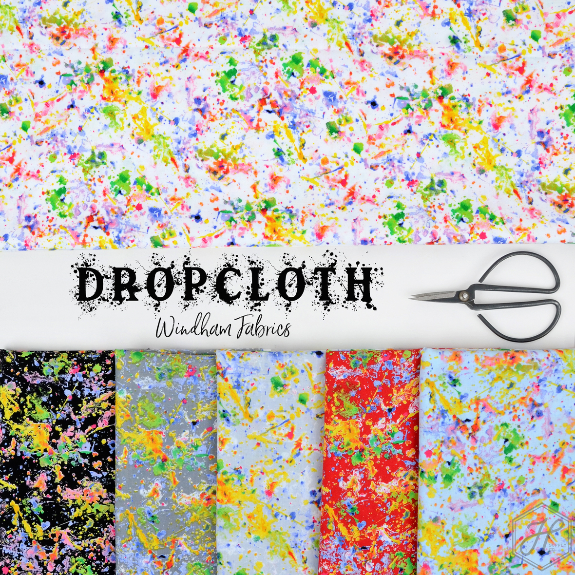 Dropcloth Windham Fabric at Hawthorne Supply Co