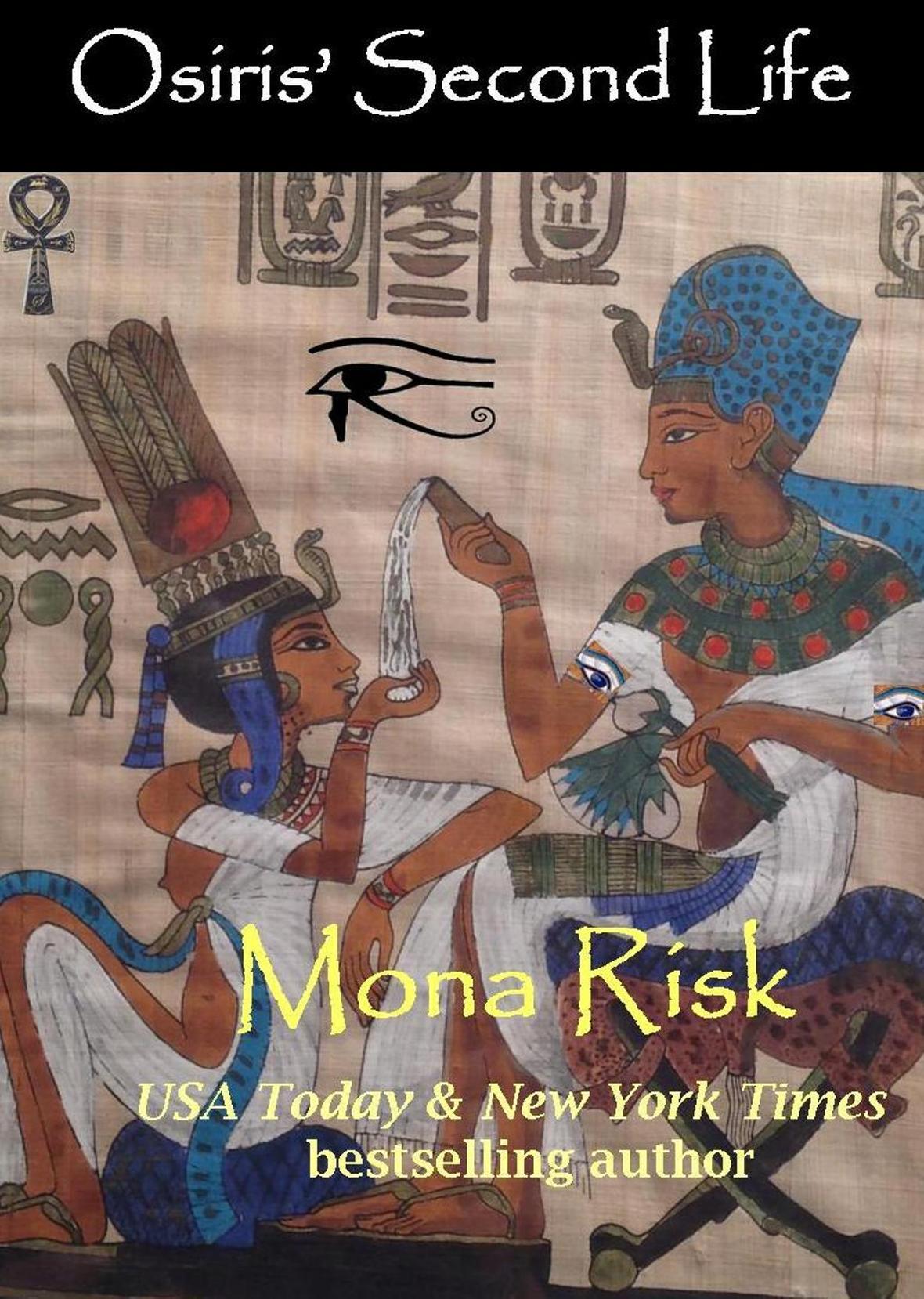 Osiris Book cover 3 M