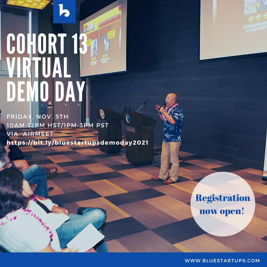 Registration Now Open for Cohort 13 Demo Day!