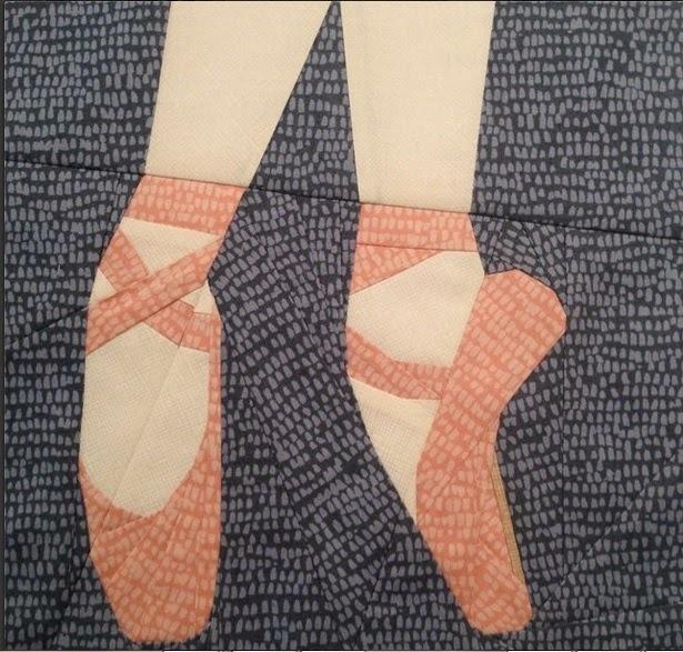 ballet shoes- rachel