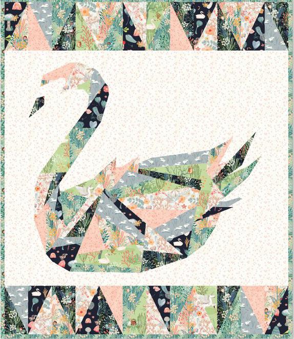 Swan Quilt