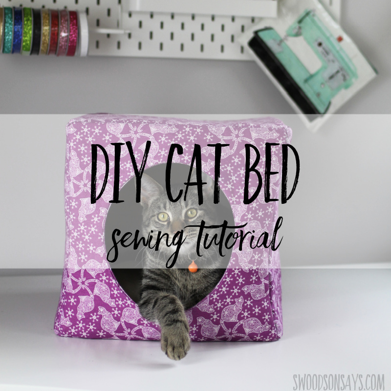 How-to-make-a-cat-bed-a-sewing-tutorial