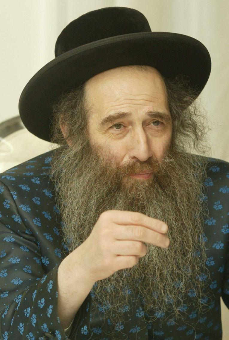 Kalever Rebbe