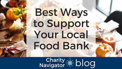 Blog - Food Bank