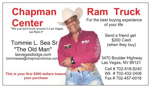 Chapman Dodge Las Vegas >> Black Friday Is Every Friday In Nov Chapman Dodge Up To