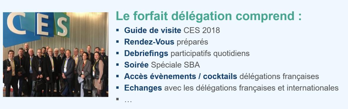 ces2018 delegation