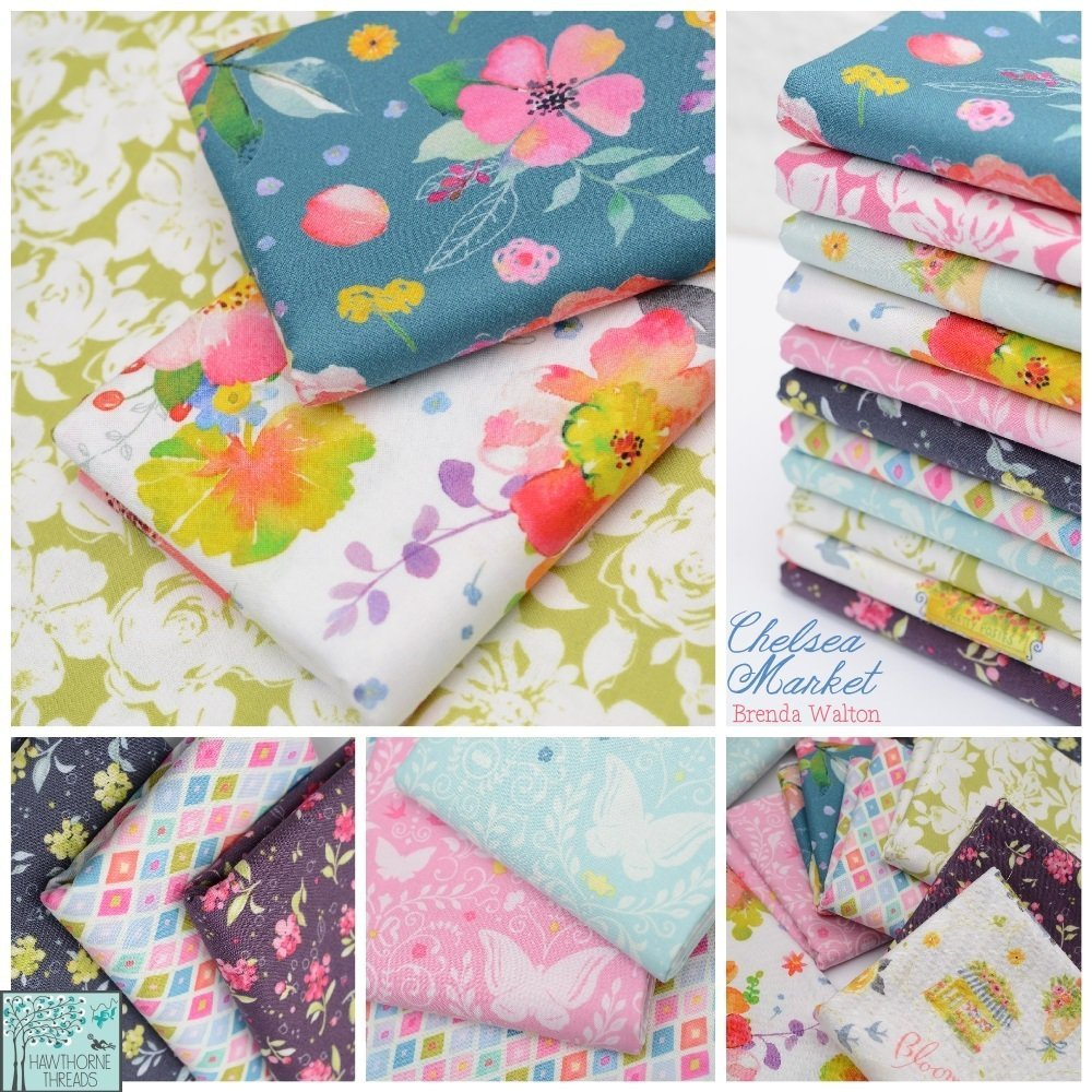 Chelsea Market Fabric