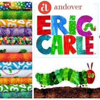Eric Carle - Very Hungry Caterpillar