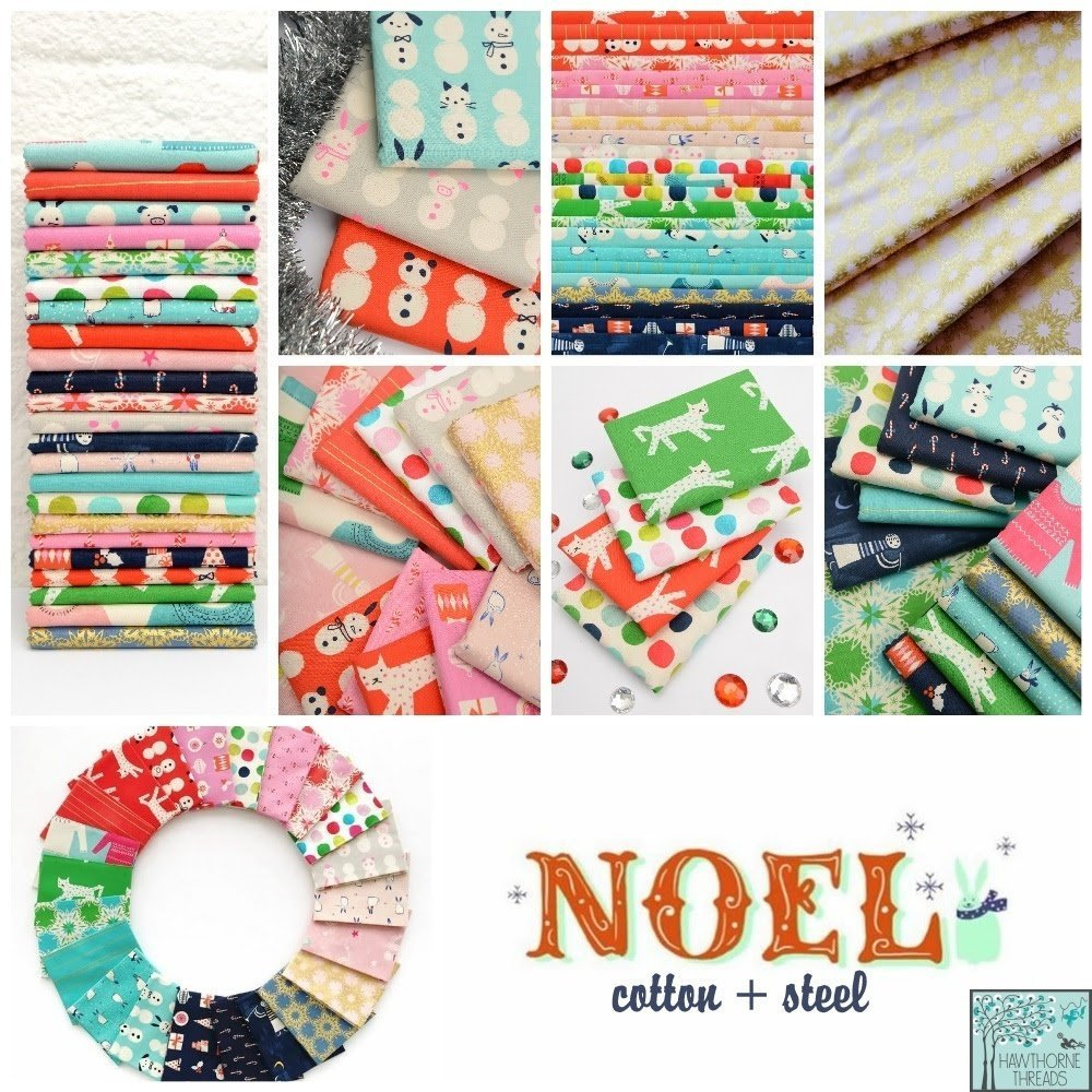 Cotton and Steel House Designer - -Noel