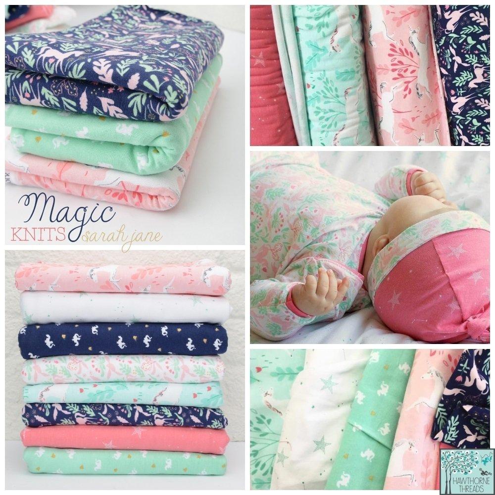 Sarah Jane - Magic Knit