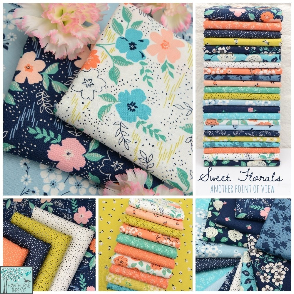 Another Point of View - Sweer Florals
