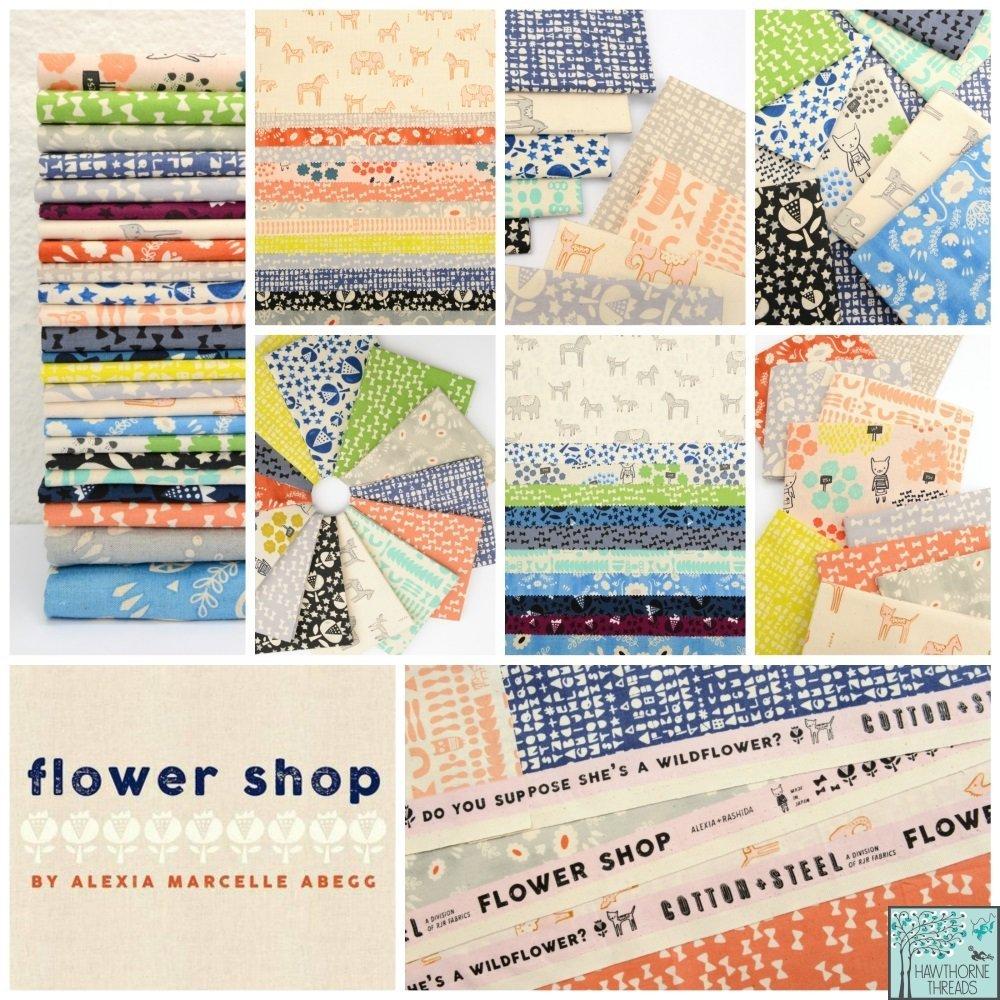 Alexia Marcelle Abegg - Flower shop