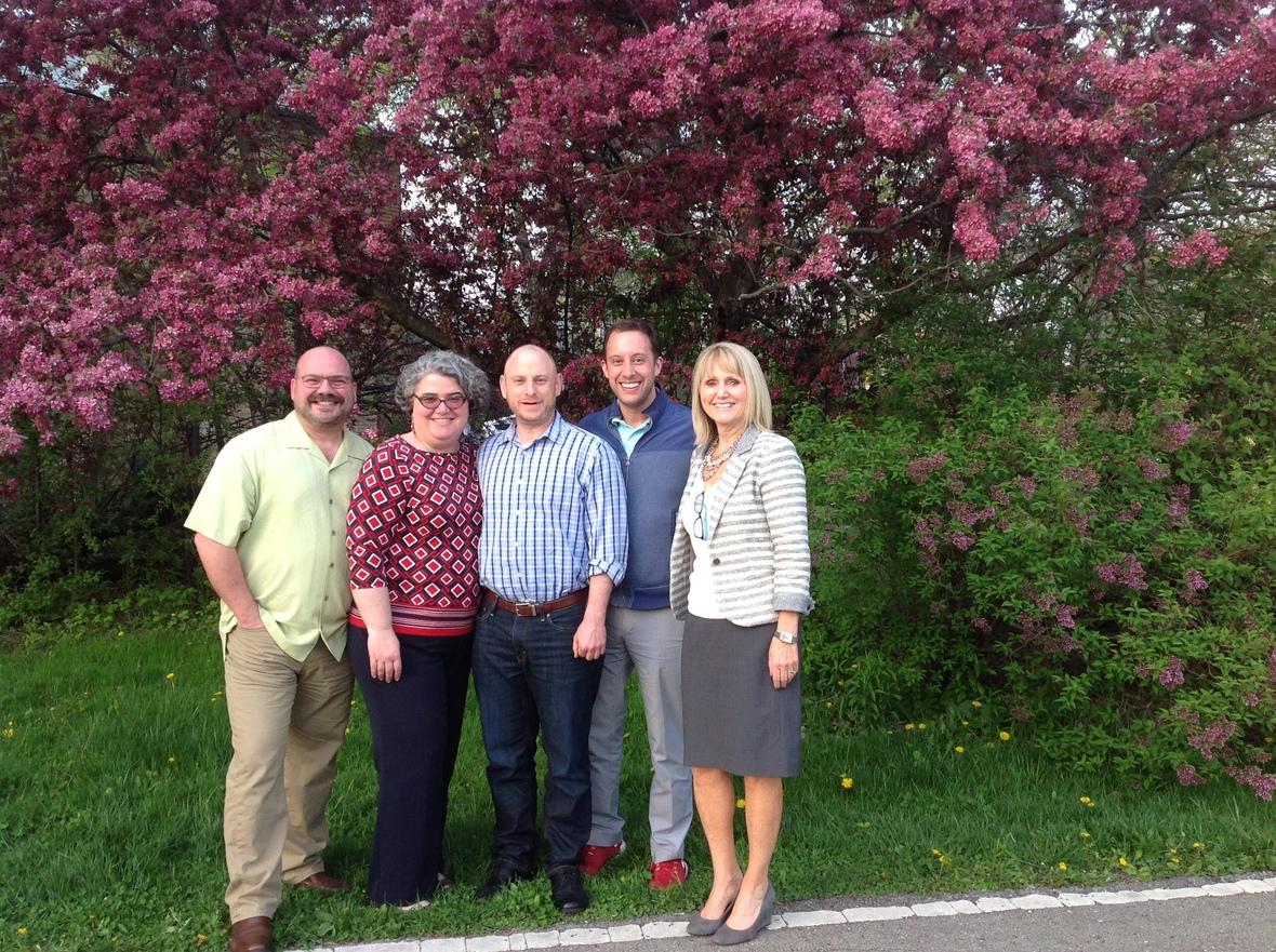 CEO Salon Series Graduates May 2015